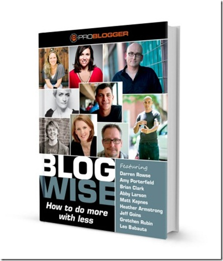 Blog Wise: How to Do More with Less and make money blogging for tech bloggers , mom bloggers and Business bloggers