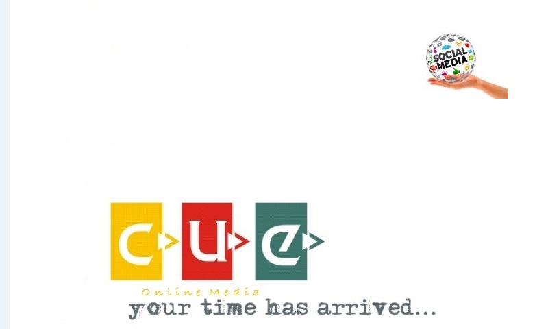 Launched website Cue Online media