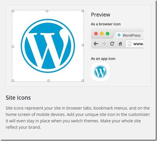 favicon new billie for wordpress site icon feature