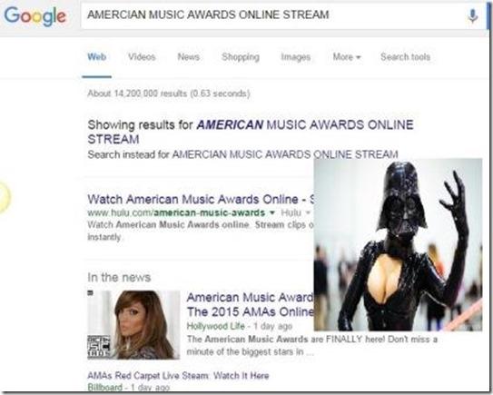 AMERCIAN MUSIC AWARDS ONLINE STREAM