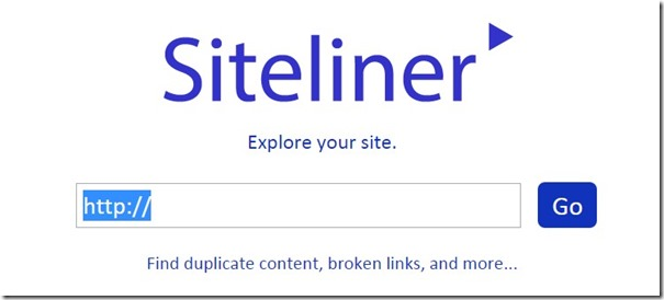 Siteliner lets you explore your website
