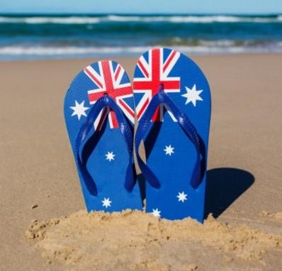 Australia beach design