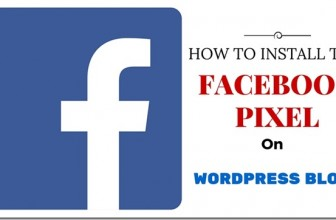 How to Install the WordPress plugin and Facebook Conversion Pixel