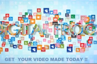 Digital Frog launches their own you tube video Intro video